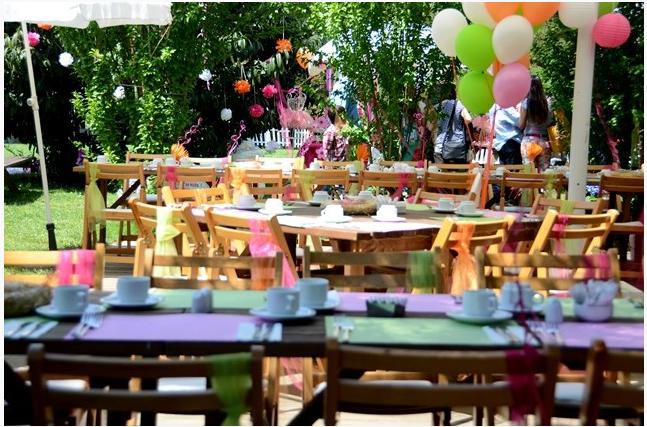 Doğum Günü Partisini Nerede Yapalım Lulutata çocuklu Gezi Rehberi